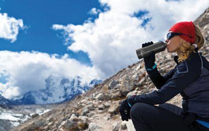 دانستنیهایی در خصوص نوشیدن آب در برنامههای کوهنوردی